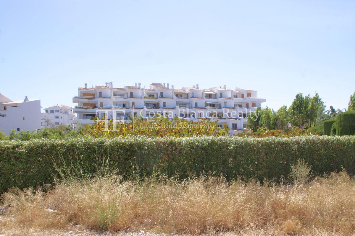 Apartment on the seafront in the center of Altea (with access to Playa Espigo) - 28 - CHFi824