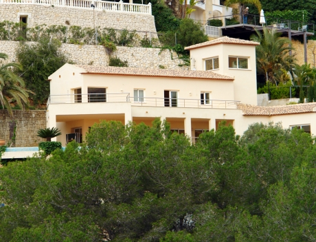 MORA361: Grandiose house with spectacular views of the Bay of Javea, La Corona - Main