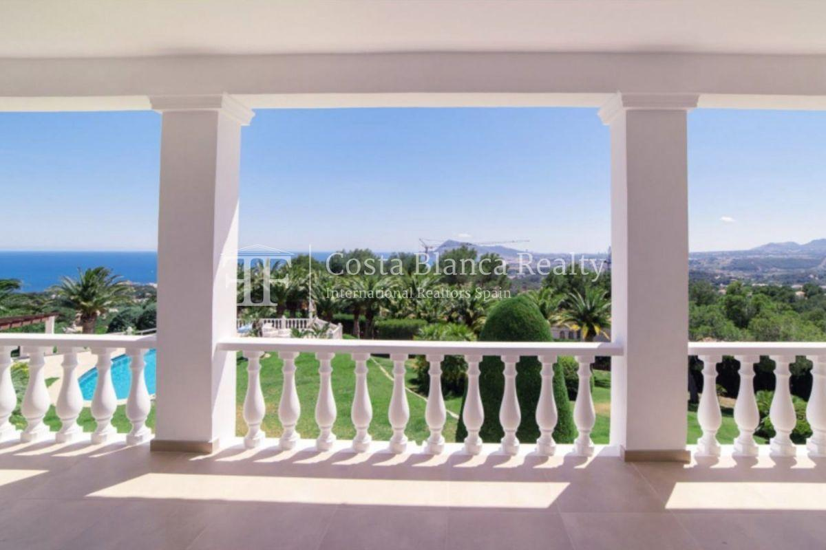 Impressive villa in the Sierra de Altea with 360º panoramic sea views - 3 - CHFi762