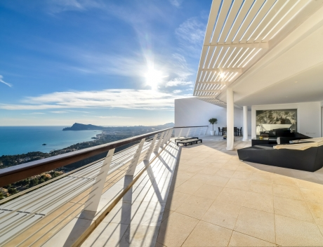 CHFi830: Great penthouse for sale in Altea Hills - Main