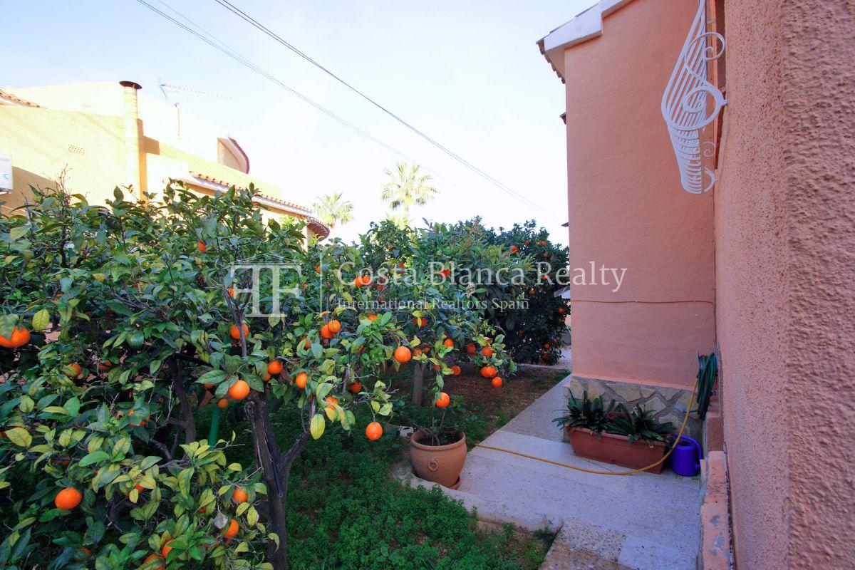 Wonderfully maintained house with sea views in La Nucia - 35 - CHFi763