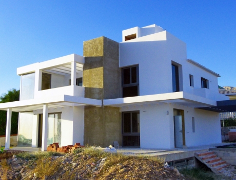 CHFi453: New built villa with spectacular panoramic views over Benidorm, La Nucia, Spain - Main