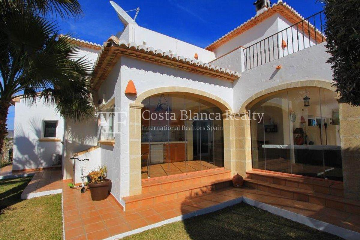Dream villa with panoramic views over the Sea and the Mountains, Benimeit - 19 - CHFi422