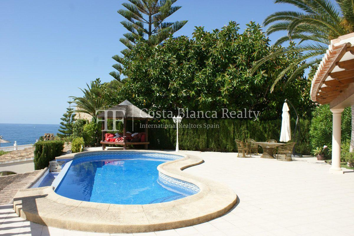 Villa by the sea with Beach access in Benissa - 8 - CHFi463