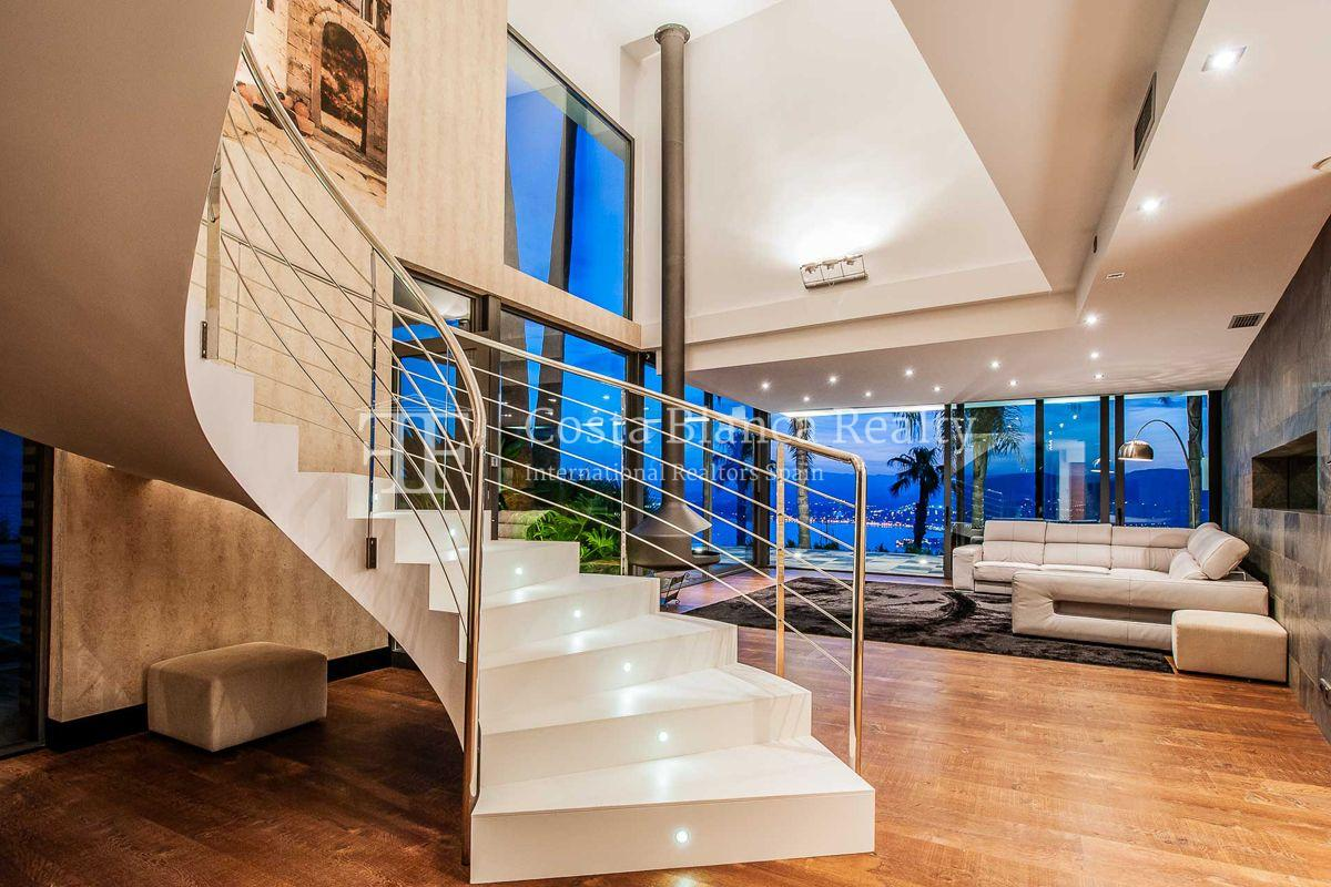 Modern designer villa with panoramic sea views, Benidorm - 13 - CHFi162