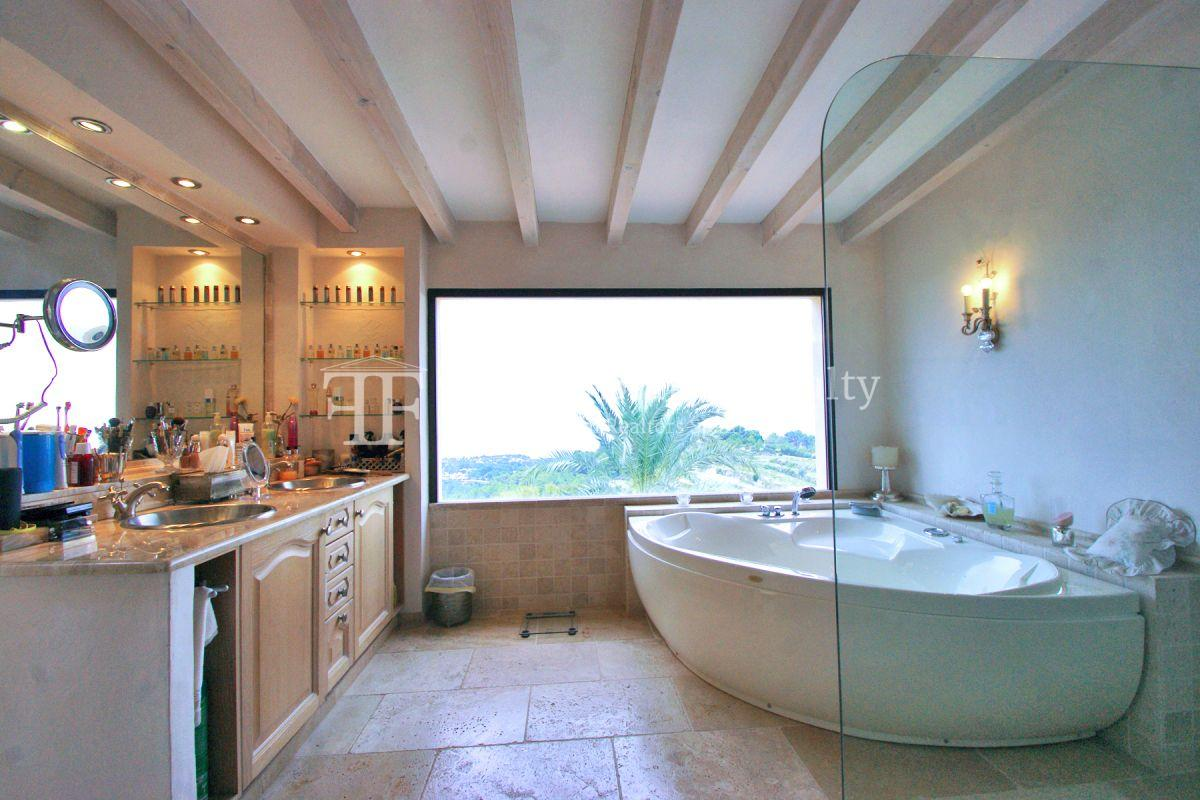 Great modern finca with panoramic sea views in Benissa - 36 - CHFi501