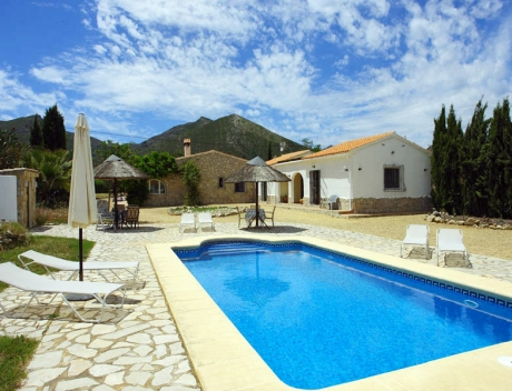 MORA426: Superb Finca with separate self-contained apartment, Lliber - Main