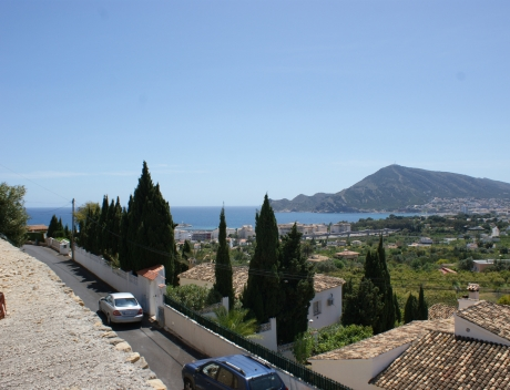 CHFi119: Building plot in Altea for sale, San Chuchim, Altea - Main