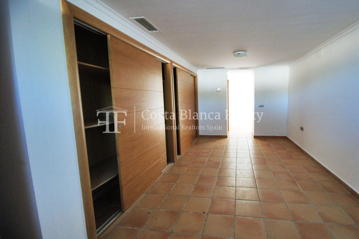 Very nice one level property with unobstructable sea view in Calpe - 34 - CHFi543