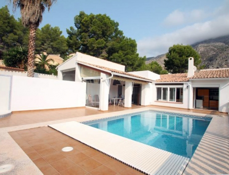 CHFi5551: Lovely house for sale in El Paradiso, Altea la Vella, Alicante - Main