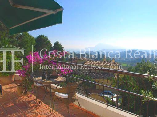Cozy house with panoramic views of the sea, Sierra de Altea Golf - 1 - JOFi150