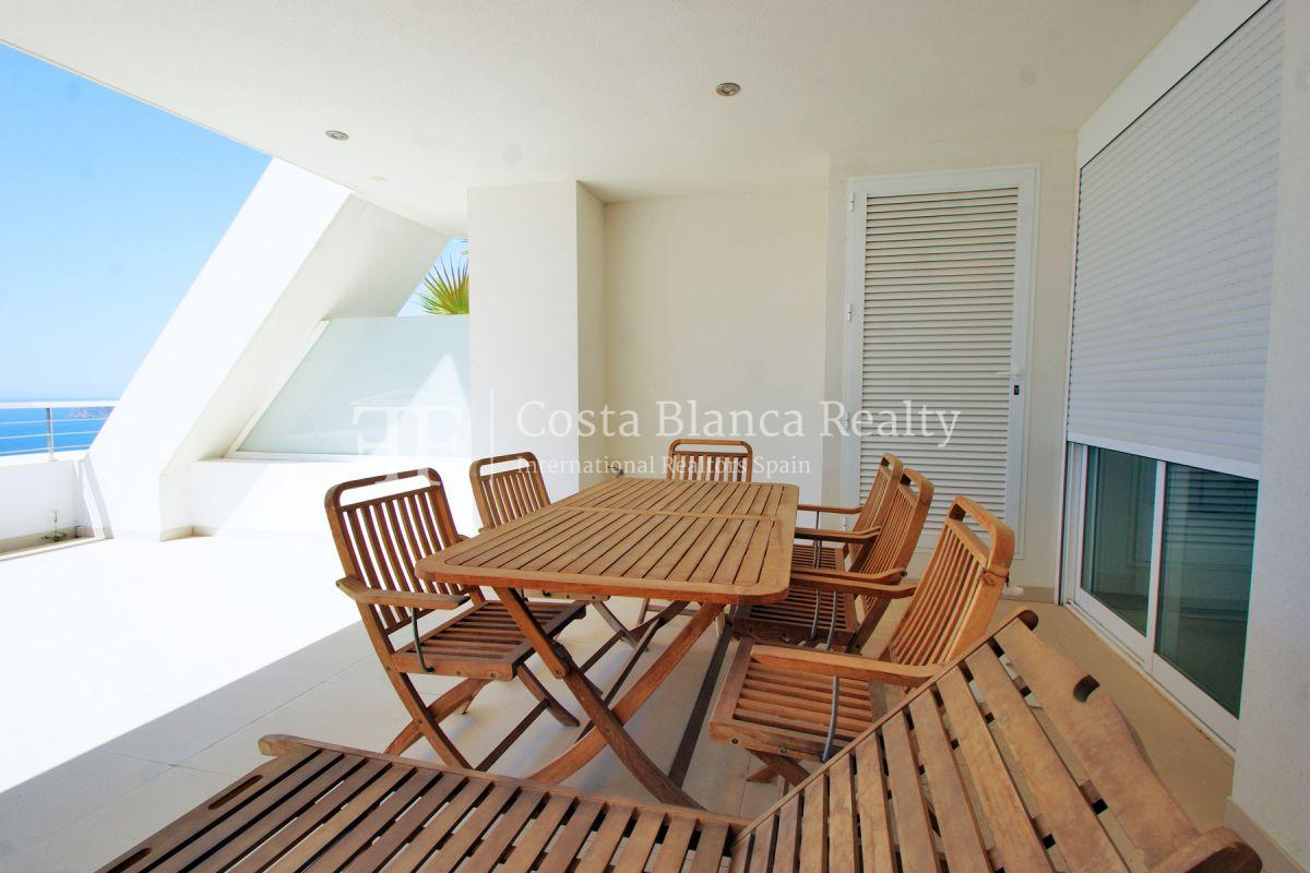 Nice modern apartment with fantastic sea views in Altea Hills for sale - 4 - CHFi828