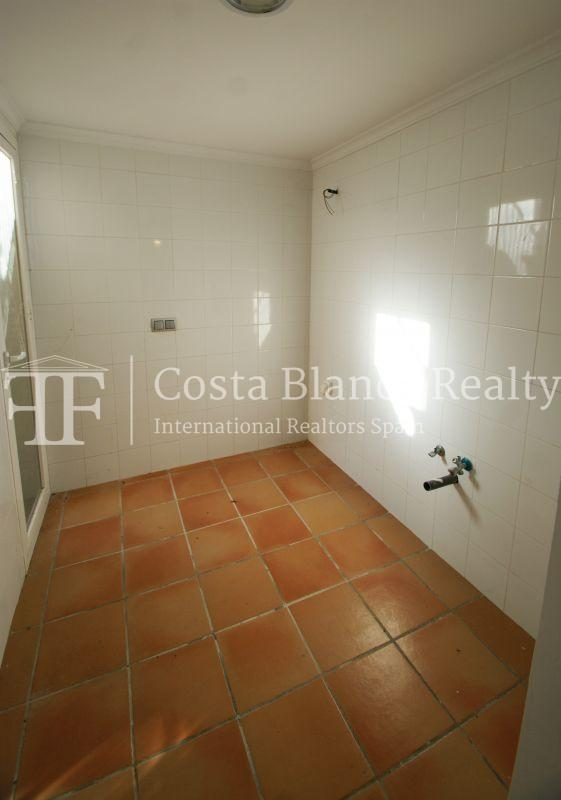 Very nice one level property with unobstructable sea view in Calpe - 44 - CHFi543