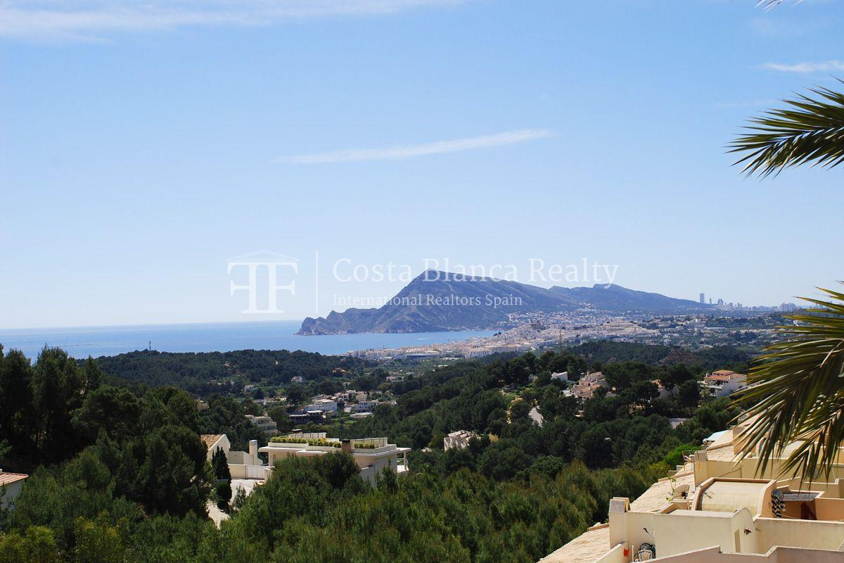Beautiful villa in Roman style in Altea for sale, Sierra de Altea Golf - 3 - JOFi234