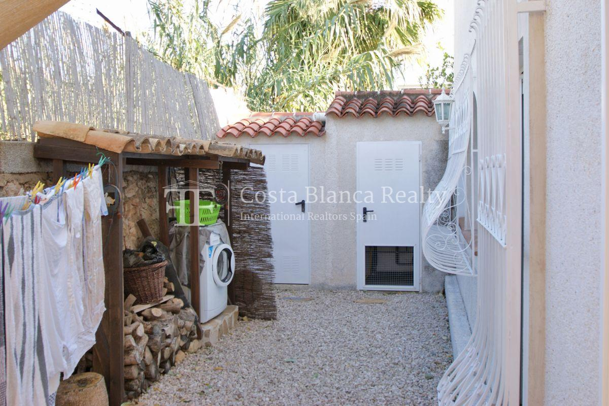 Well maintained end terraced house with private pool in Albir - 29 - JOFi266