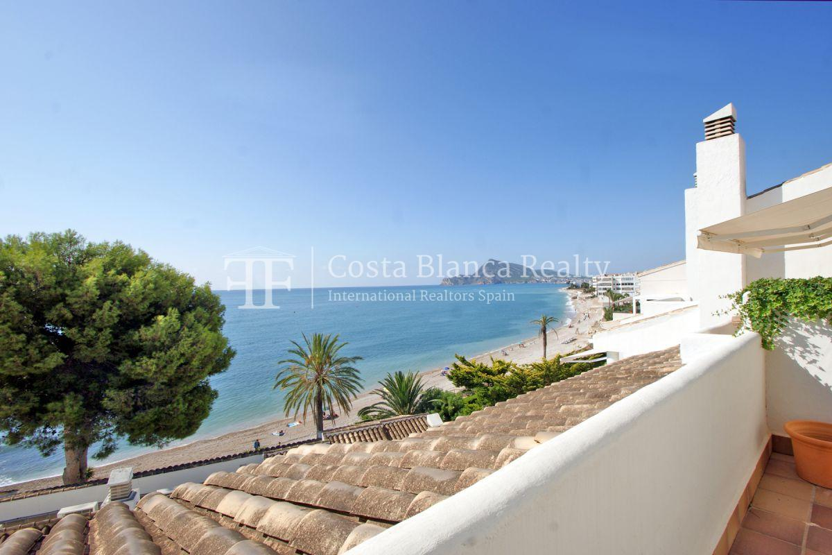 Beautiful duplex penthouse apartment in Cap Negret with unobstructed sea views - 1 - CHFi832