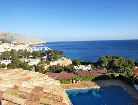 CHFi488: Great house with panoramic sea views for sale, Altea, Mascarat - Main