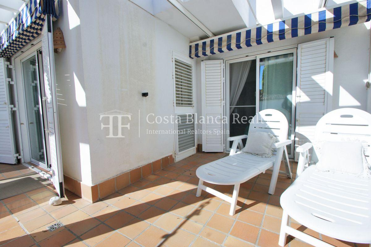 Garden Apartment front line to the sea, Cap Negret - 21 - CHFi821