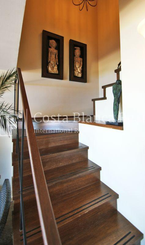 Duplex Penthouse Apartment for sale with great sea views in Altea, Villa Marina Golf - 22 - CHFi653
