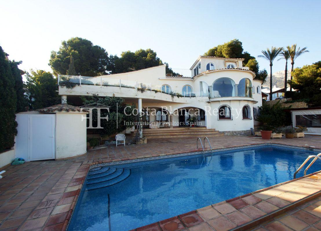 Great house with panoramic sea views for sale, Altea, Mascarat - 33 -  CHFi488