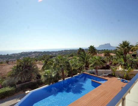 CHFi236: Luxurious Villa in San Jaime with great Views, Moraira - Main