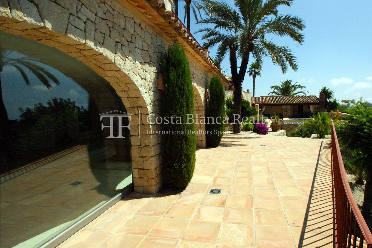 Great modern finca with panoramic sea views in Benissa - 49 - CHFi501