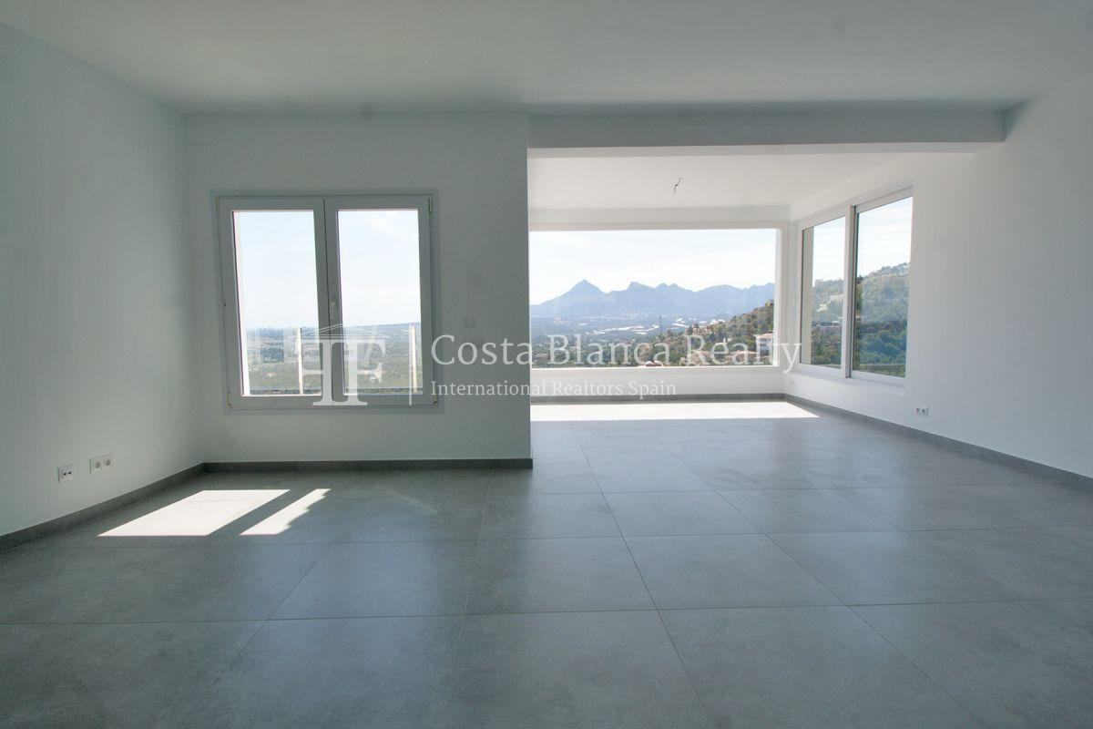 Modern villa with great views for sale in Altea Hills - 14 - CHFi820