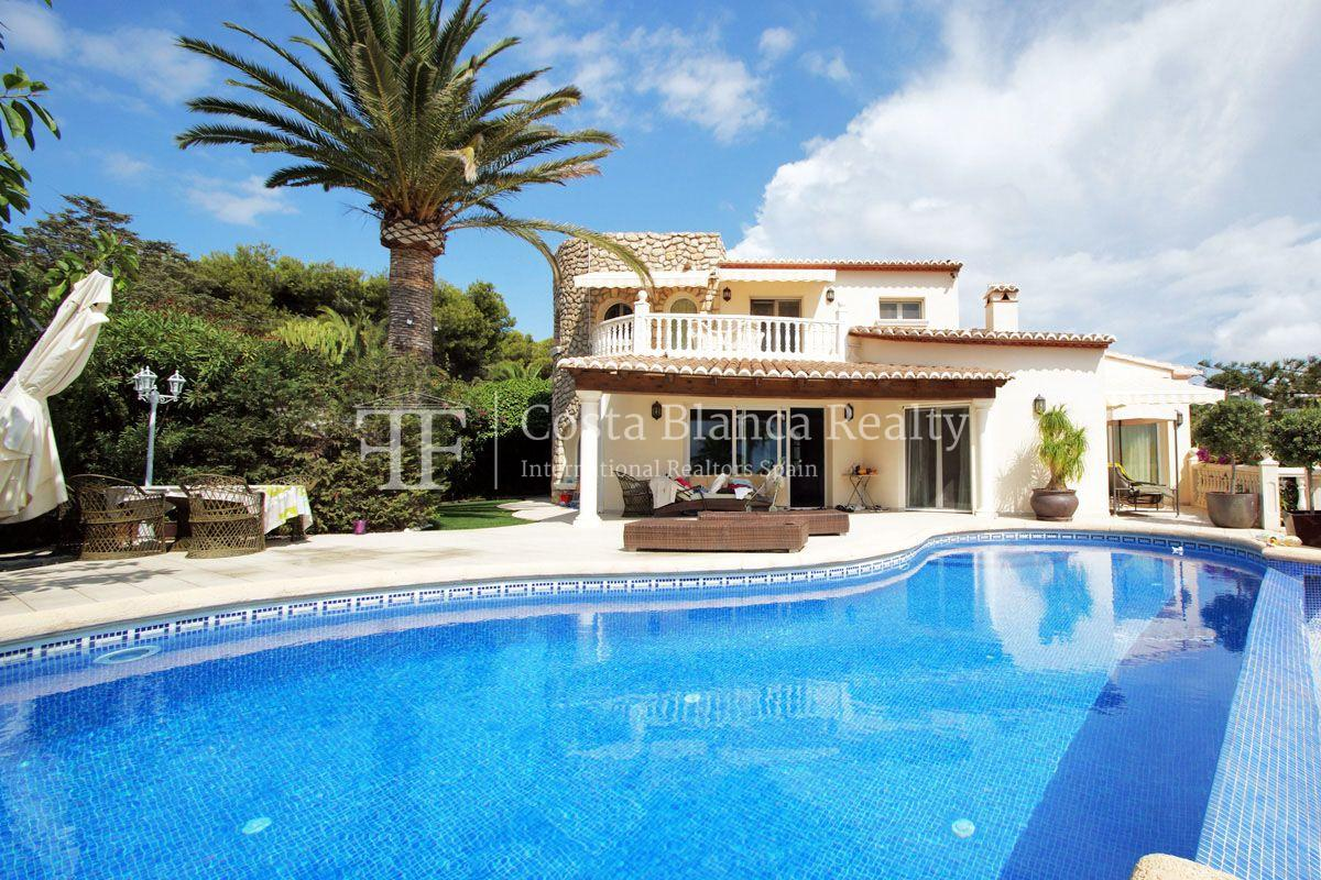 firstline villa benissa for sale  - 1 - CHFi463