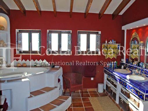 Cozy house with panoramic views of the sea, Sierra de Altea Golf - 18 - JOFi150