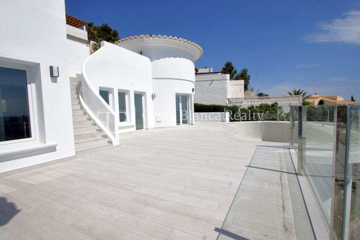 Modern villa with great views for sale in Altea Hills - 6 - CHFi820