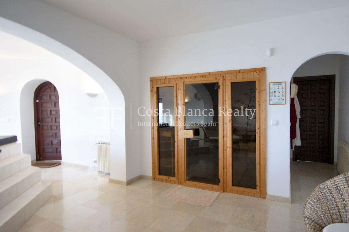 Villa for sale in Benissa with panoramic sea views on a large plot - 22 - CHFi655