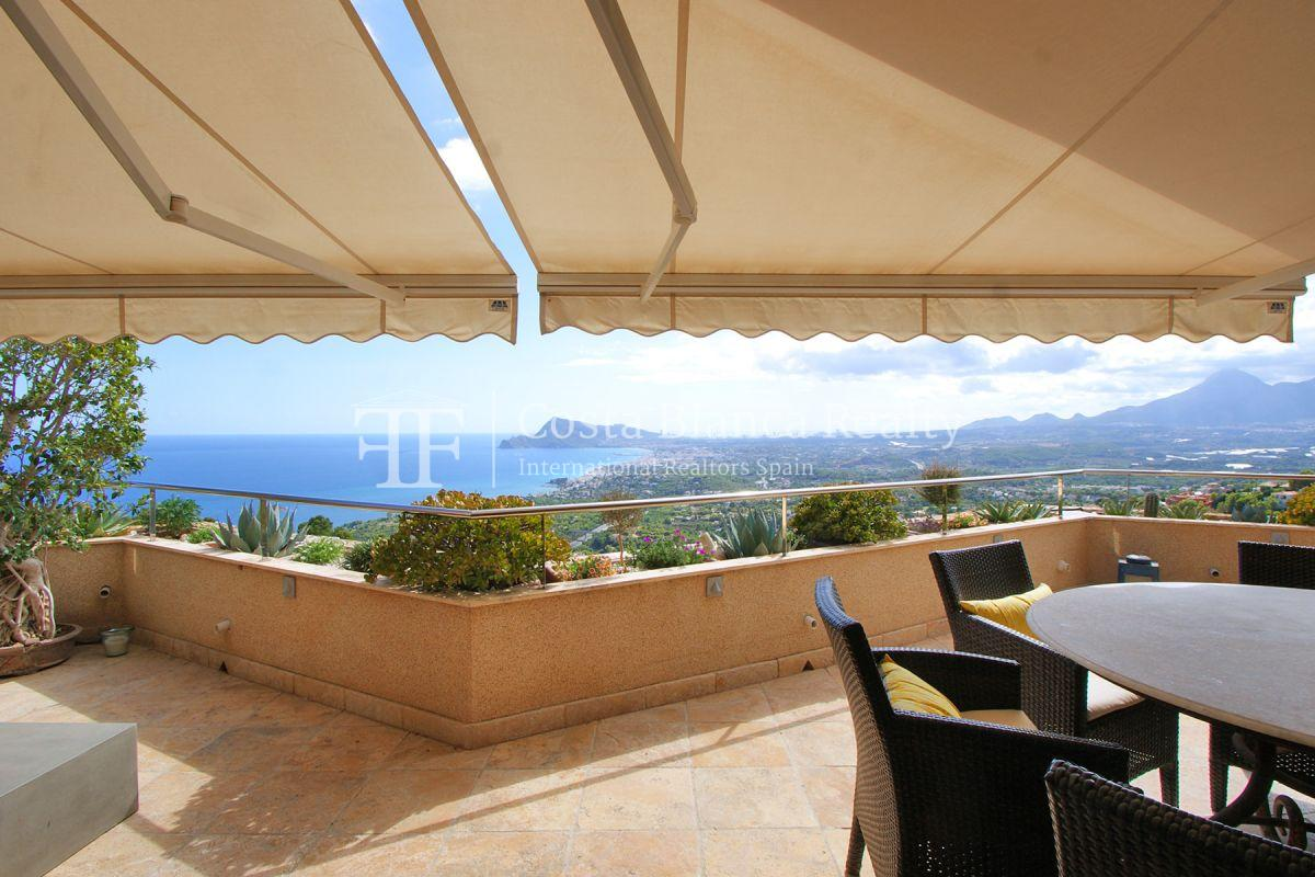 Duplex penthouse apartment for sale in Villa Marina Golf Altea - 2 - CHFi803