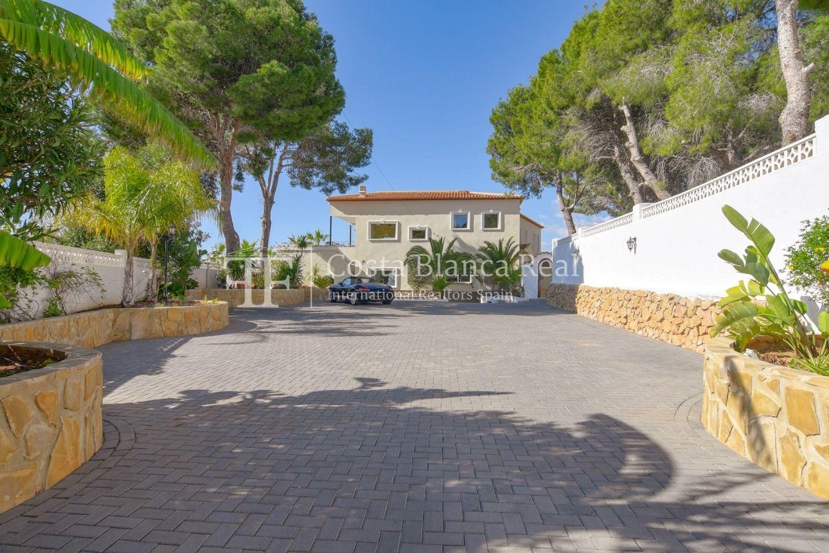 Fantastic villa with panoramic sea views in Altea - 32 - CHFi798