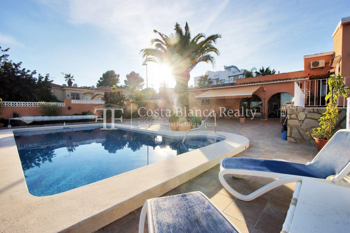 Wonderfully maintained house with sea views in La Nucia - 24 - CHFi763