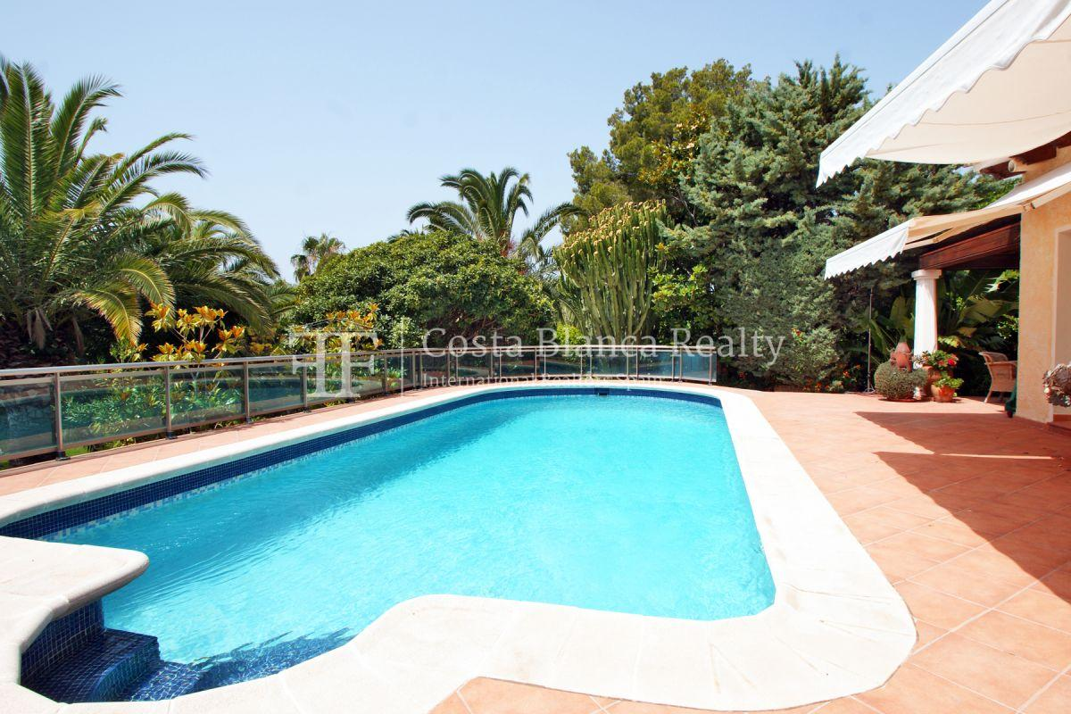 Magnificent luxury villa with extra building plot in the Sierra de Altea for sale - 38 - CHFi826