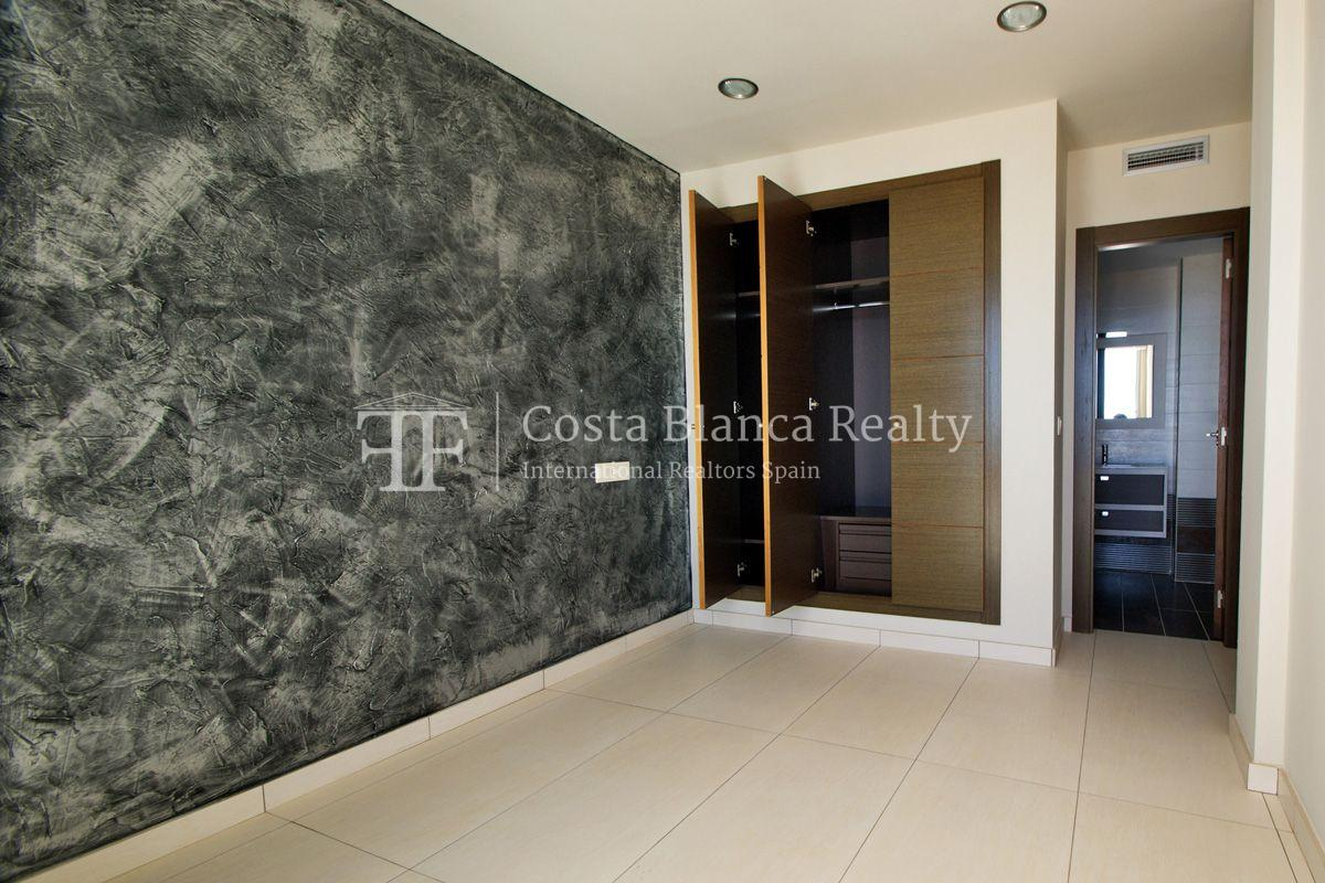Modern apartment with great terrace and panoramic sea views, Altea - 14 - CHFi439