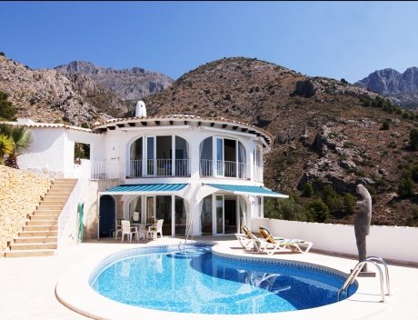 JOFi258: House for sale Altea la Vella El Paradiso - Main