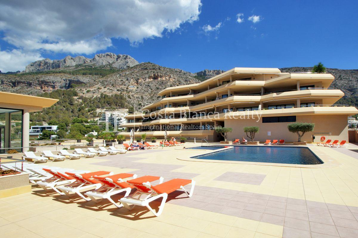 Duplex penthouse apartment for sale in Villa Marina Golf Altea - 40 - CHFi803