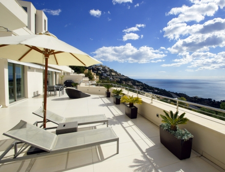 CHFi423: Modern apartment with stunning terrace and panoramic sea views, Altea Hills - Main