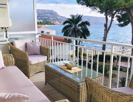 CHFi797: Apartment in 2nd sea line in Altea Cap Negret for sale - Main