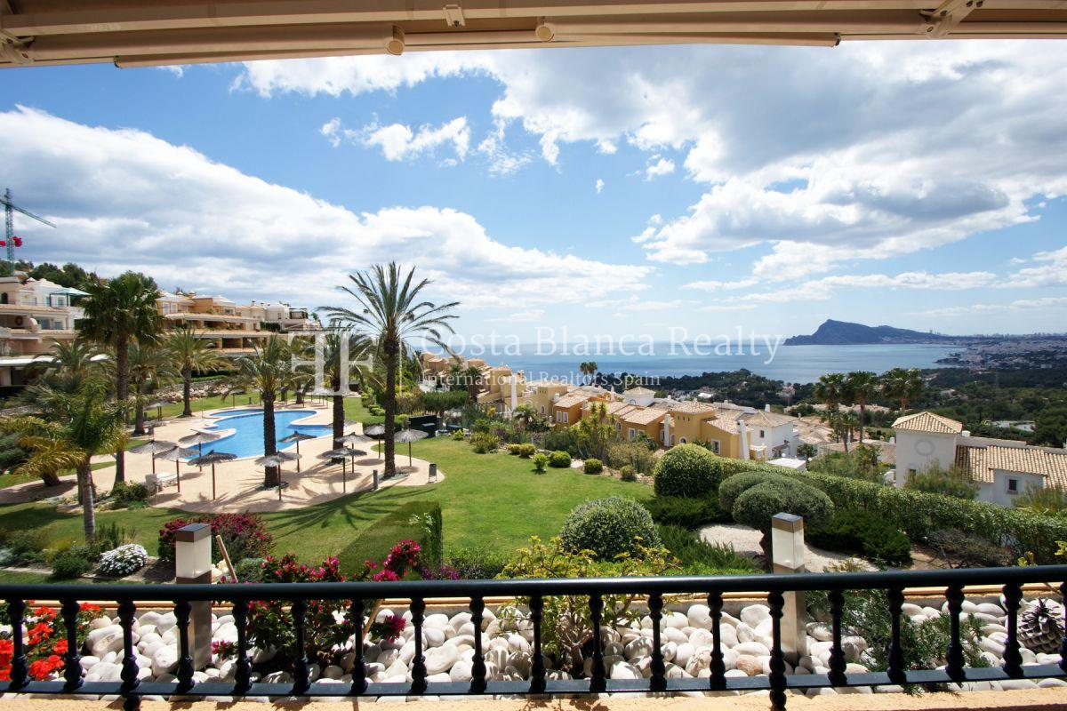 Modern apartment with panoramic sea views in Altea Hills for sale, Ducado Real - 38 - CHFi718