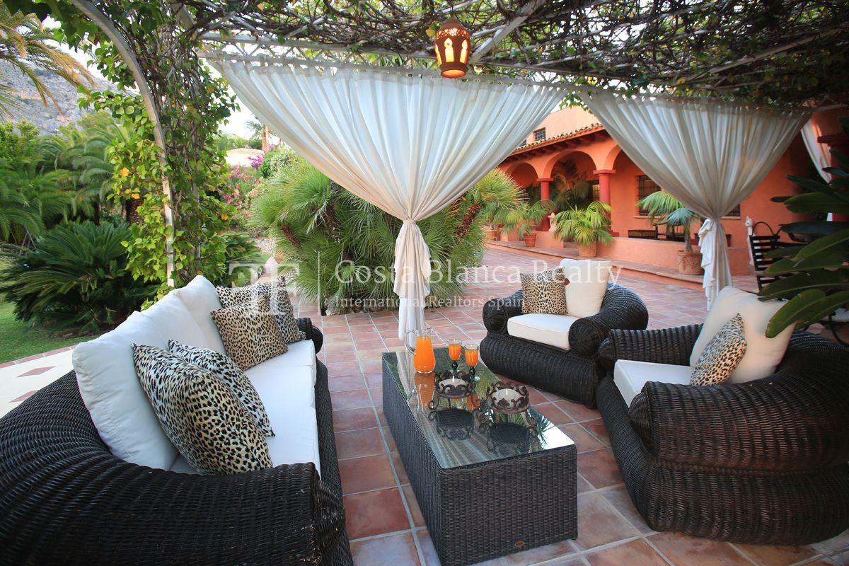 Exceptional property surrounded by a beautiful landscaped garden, Sierra de Altea - 21 - CHFi533
