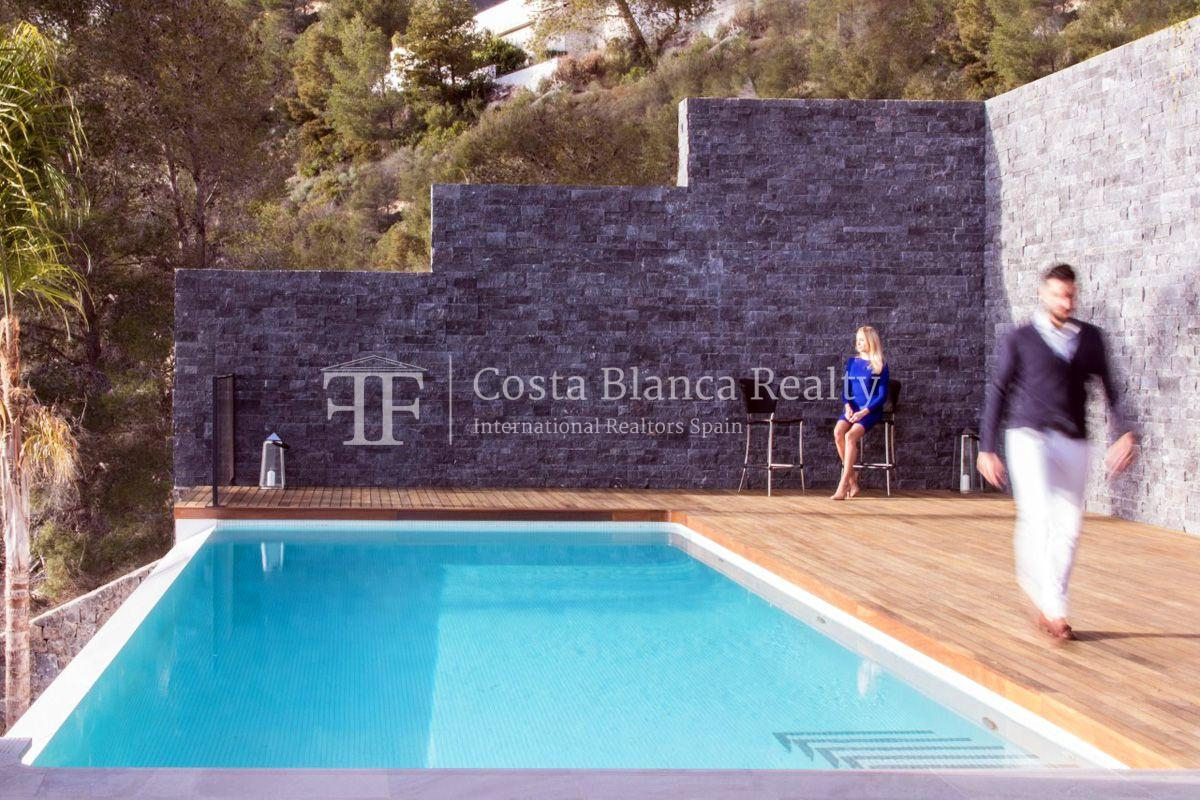 New luxury villa with exceptional sea view, Altea Hills - 20 - CHFi472