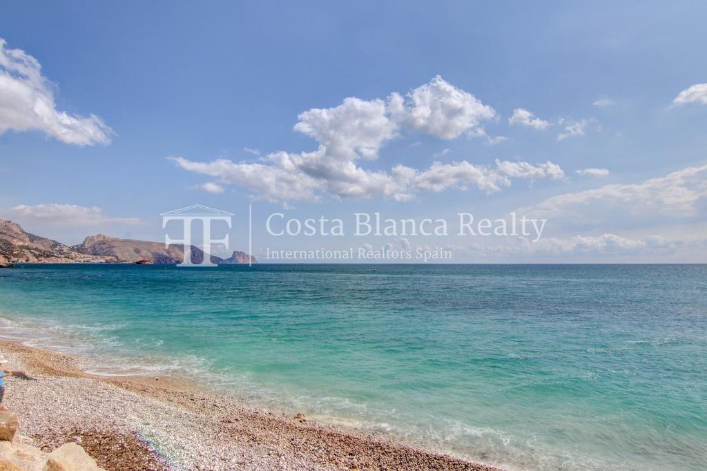 Apartment for sale in Cap Negret first line of the sea - 2 - CHFi897