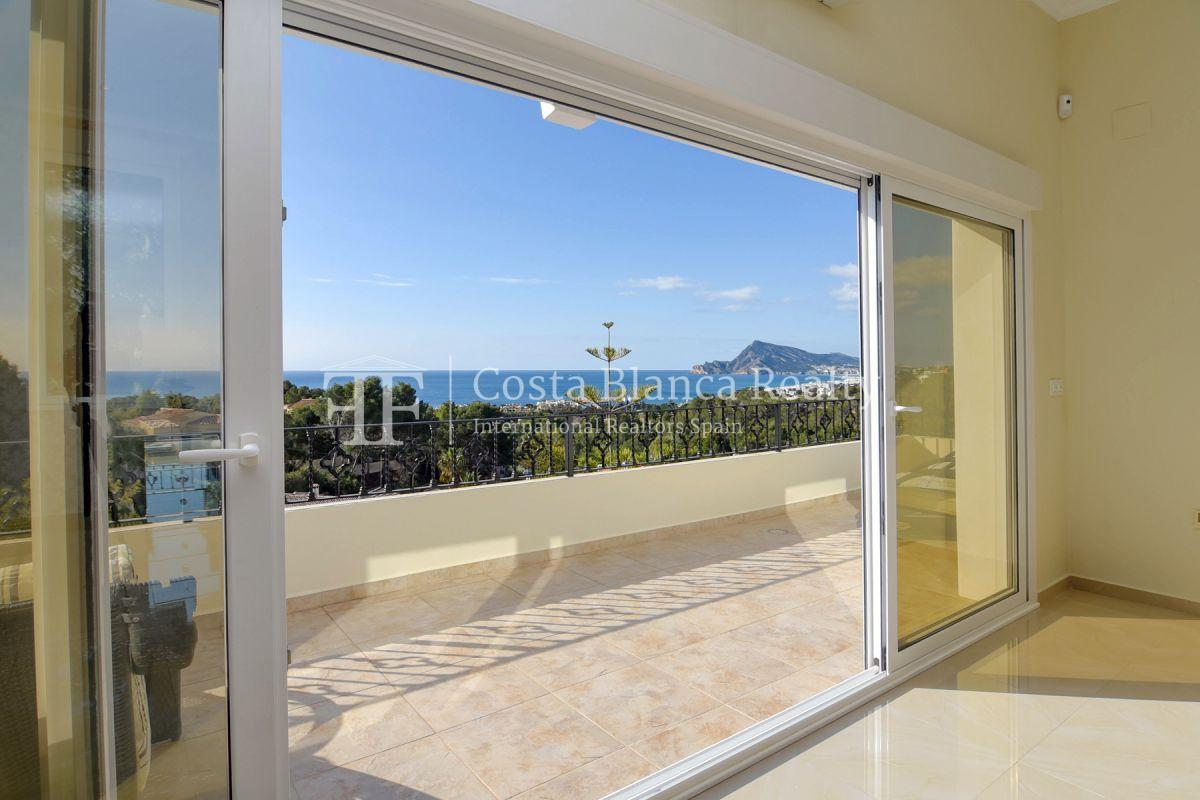 Fantastic villa with panoramic sea views in Altea - 21 - CHFi798