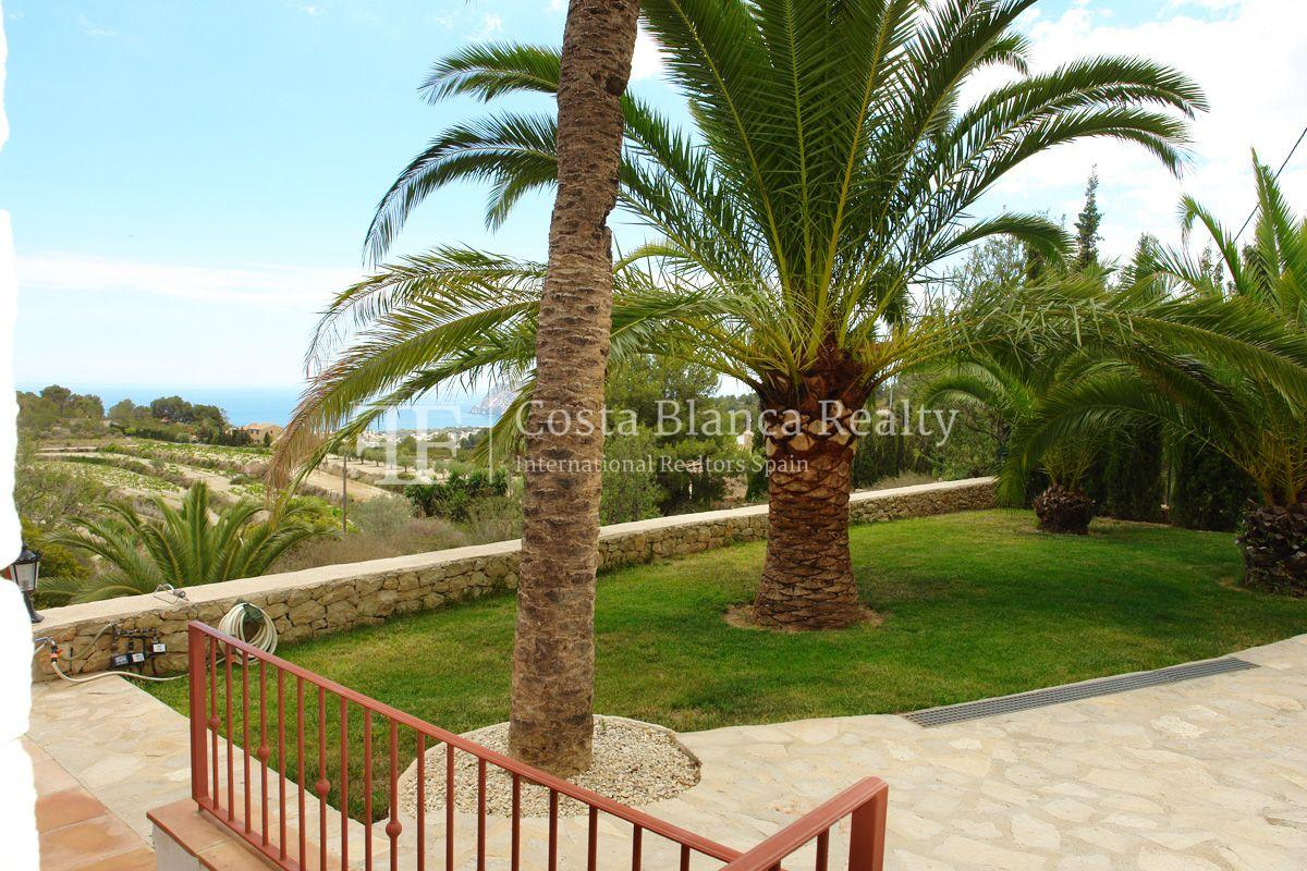 Great modern finca with panoramic sea views in Benissa - 53 - CHFi501