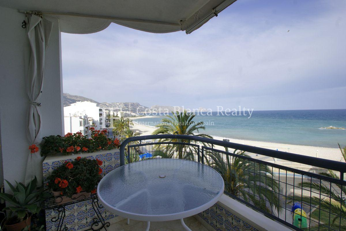First sea line apartment with stunning sea views, Altea center - 2 - ASOL105