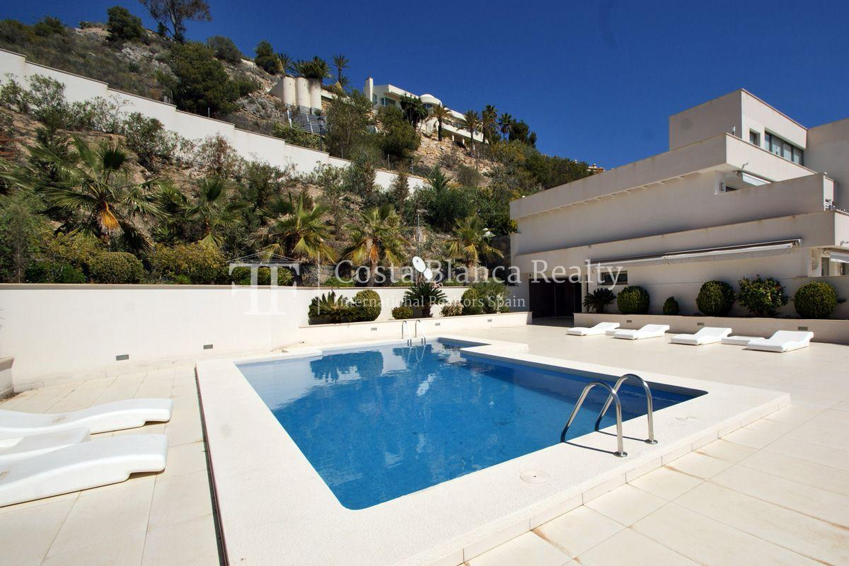 Modern apartment with great terrace and panoramic sea views, Altea - 19 - CHFi439