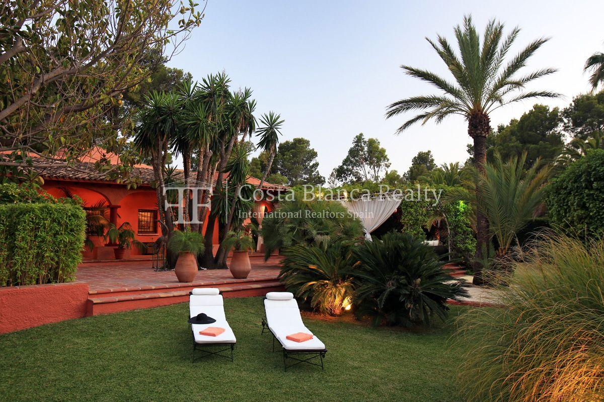 Exceptional property surrounded by a beautiful landscaped garden, Sierra de Altea - 20 - CHFi533