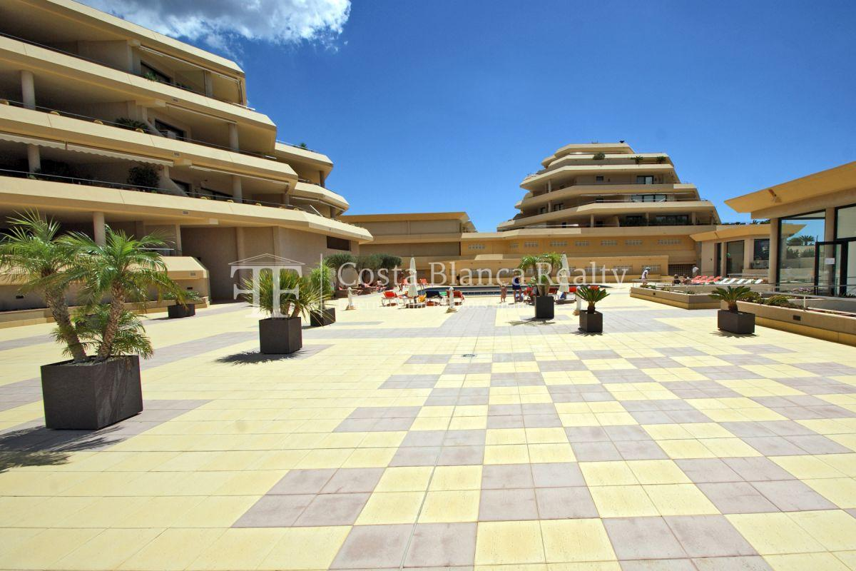 Duplex penthouse apartment for sale in Villa Marina Golf Altea - 43 - CHFi803
